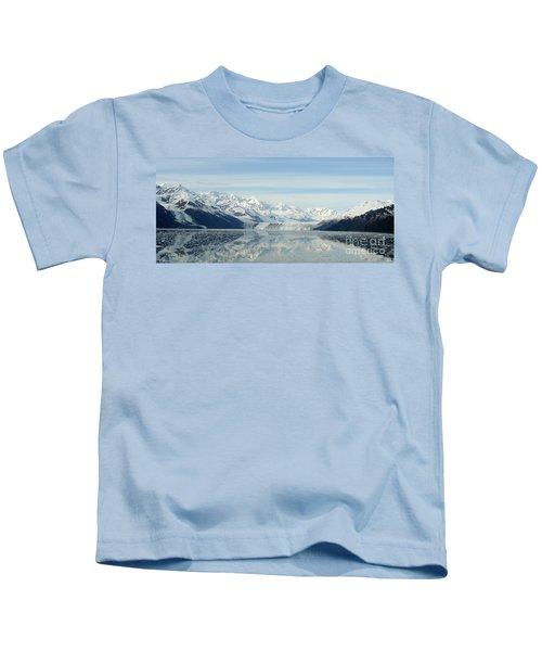 Glacier Bay Reflections Kids T-Shirt
