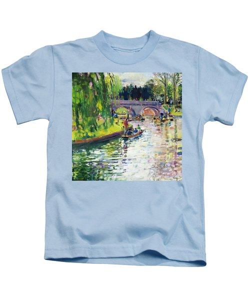 Glad Green Summer Kids T-Shirt