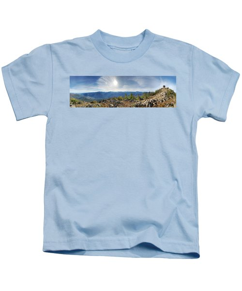 Goat Peak Kids T-Shirt
