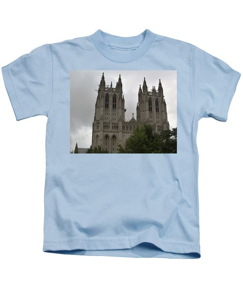 God's House Kids T-Shirt