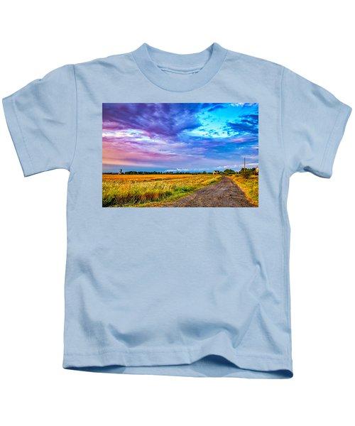 Goin' Home 2 Kids T-Shirt