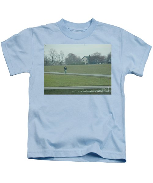 Going For A Visit Kids T-Shirt