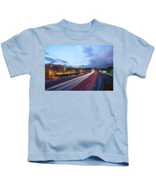 Going Somewere Kids T-Shirt