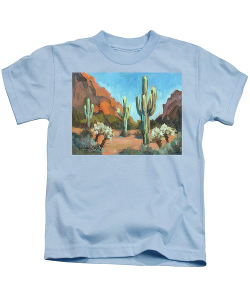 Gold Canyon Kids T-Shirt