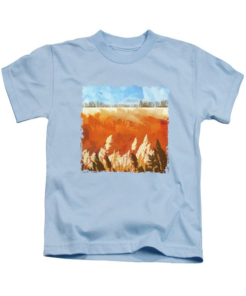 Golden Afternoon Kids T-Shirt