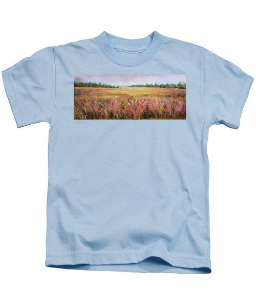 Golden Field Kids T-Shirt