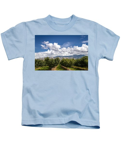 Grand Valley Orchards Kids T-Shirt