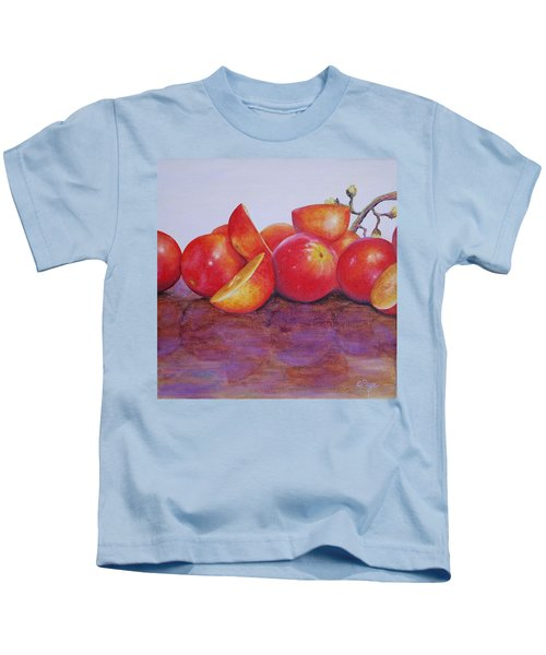 Grapes Kids T-Shirt
