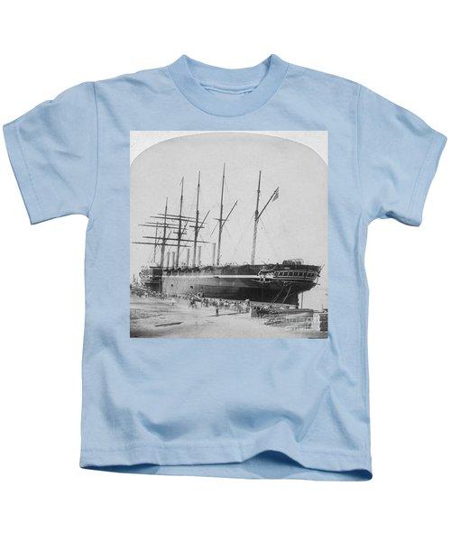 Great Eastern 1858-59 Kids T-Shirt