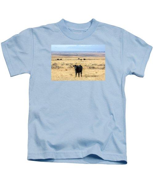 Great Plains Steer Kids T-Shirt