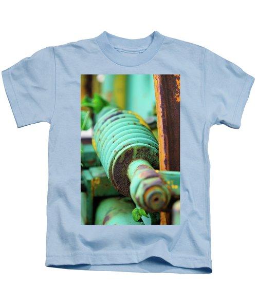 Green Spring Kids T-Shirt