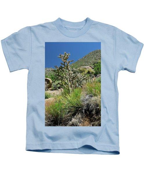 Greening Of The High Desert Kids T-Shirt