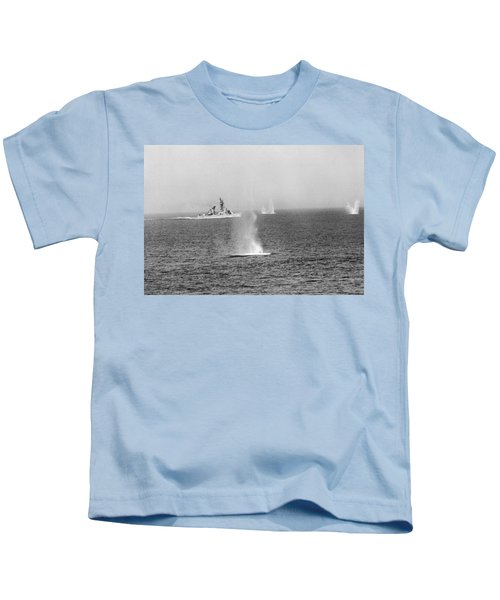 Gulf Of Tonkin Warfare Kids T-Shirt
