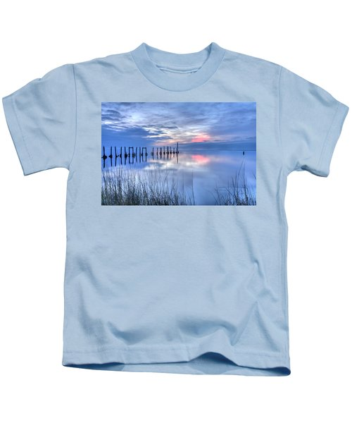 Gulf Reflections Kids T-Shirt