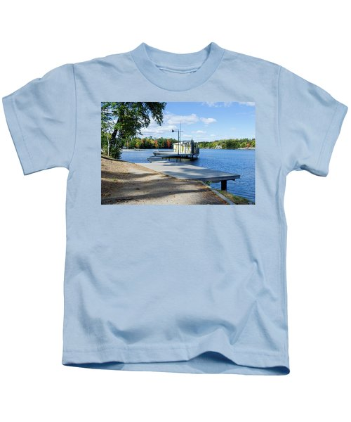Gull Lake Park Gravenhurst 2 Kids T-Shirt