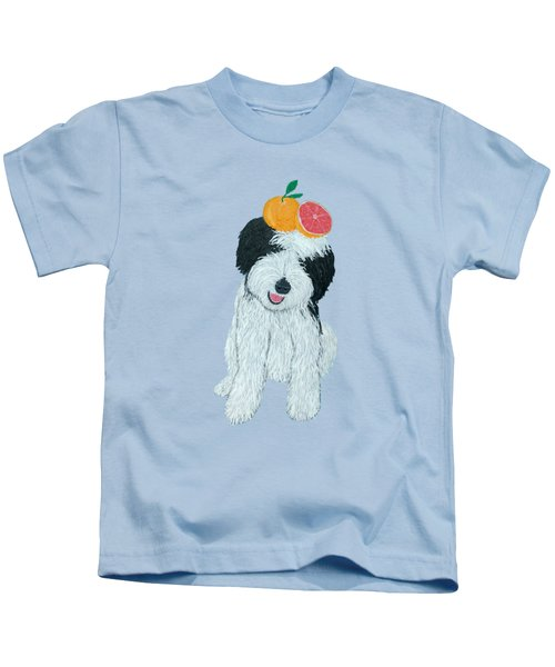 Gus - Grapefruit Kids T-Shirt