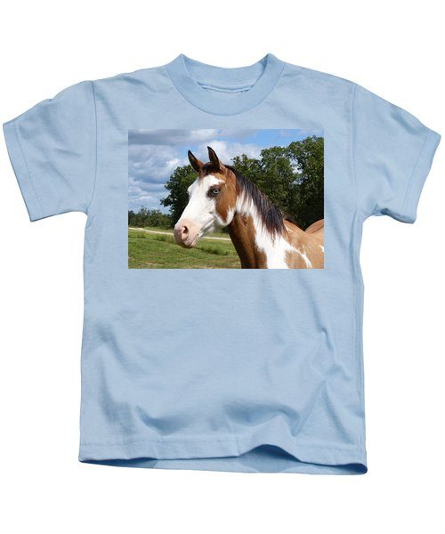 Gypsy Paint Kids T-Shirt