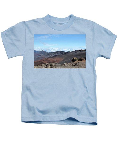A Sleeping Giant Kids T-Shirt