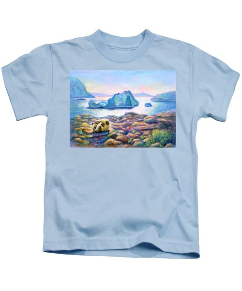 Half Hidden Kids T-Shirt
