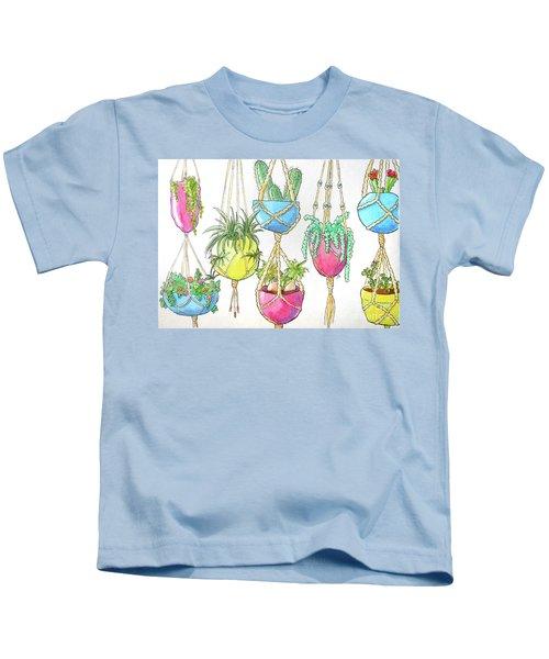 Hanging Garden Kids T-Shirt