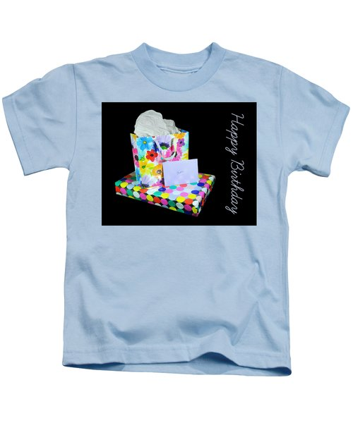 Happy Birthday Mom Kids T Shirts