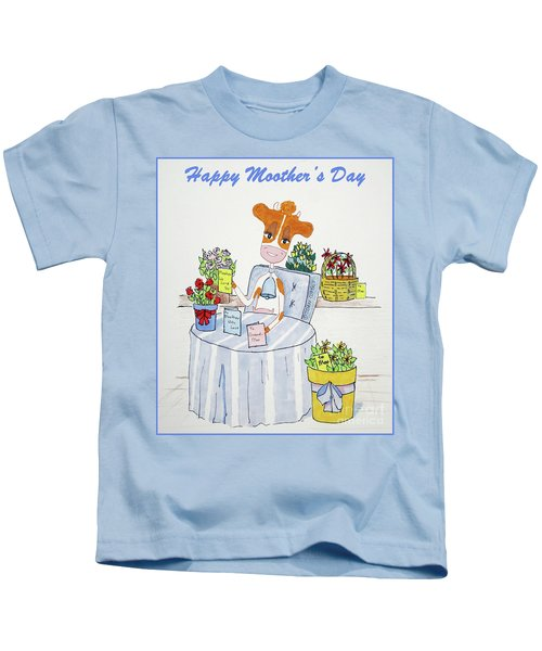 Happy Moother's Day 2 Kids T-Shirt