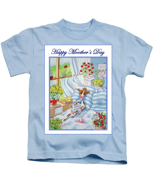 Happy Moother's Day Kids T-Shirt