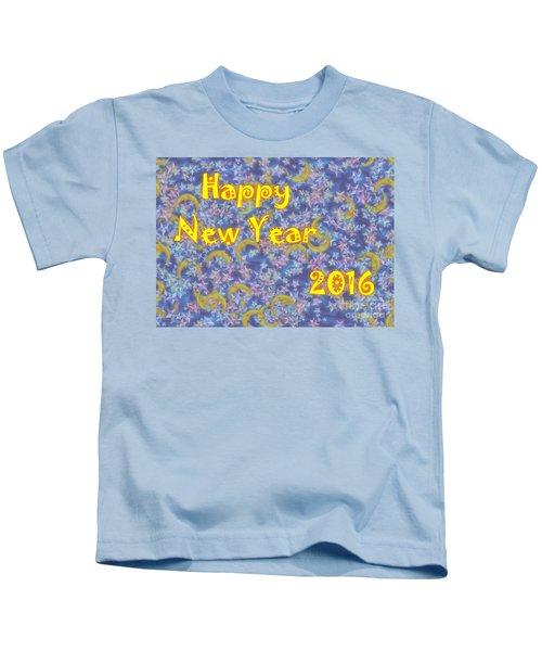 Happy New Year 2016 Kids T-Shirt