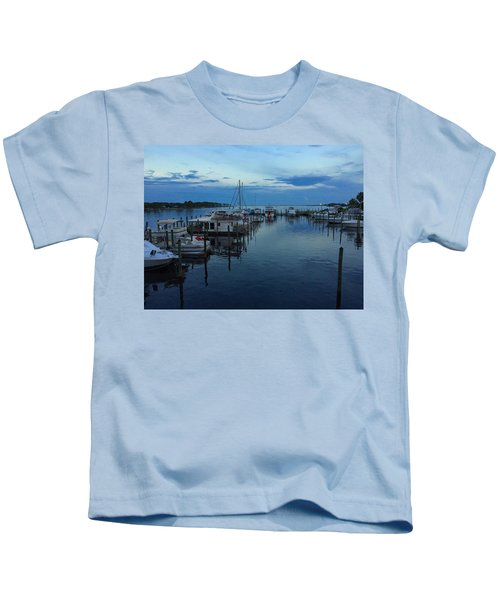 Harbour Nights Kids T-Shirt