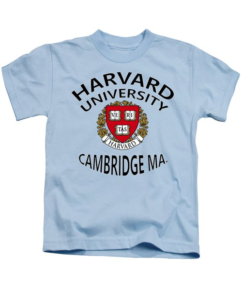 Harvard University Cambridge M A  Kids T-Shirt