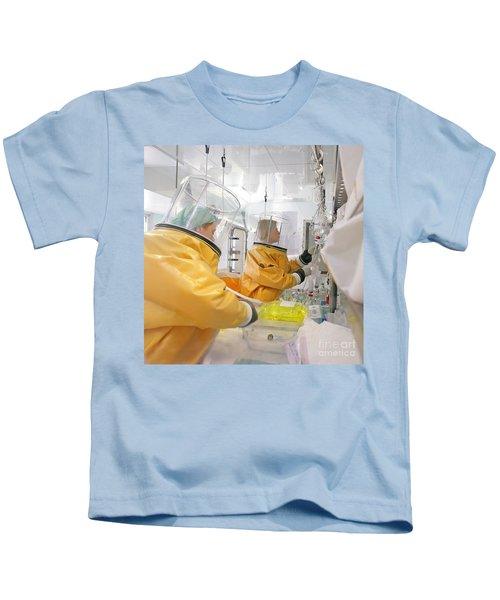 Hazardous Drug Prep In Hospital Pharmacy Kids T-Shirt