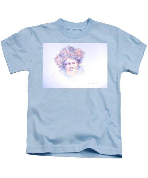 Head Study 4 Kids T-Shirt