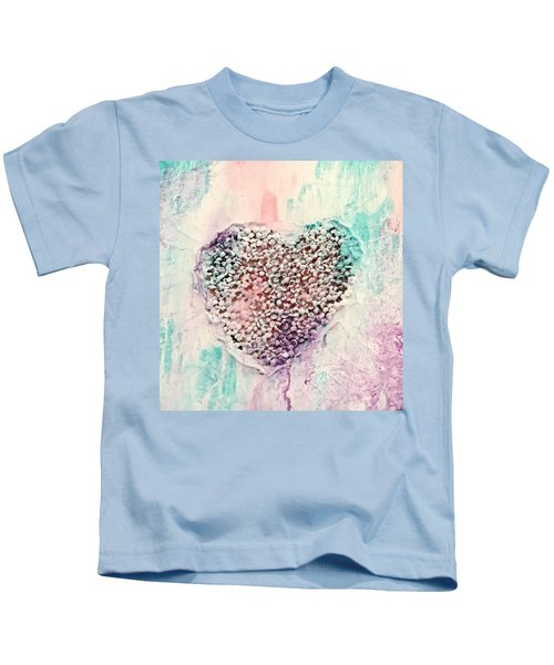 Healing Heart-2 Kids T-Shirt