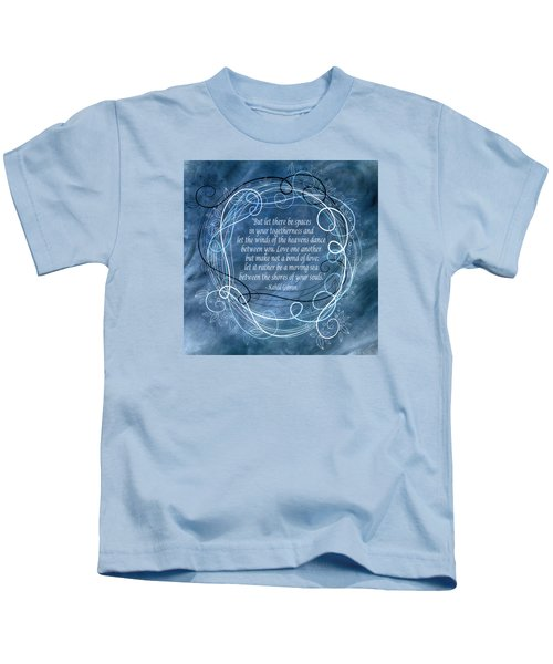 Heavens Dance Kids T-Shirt
