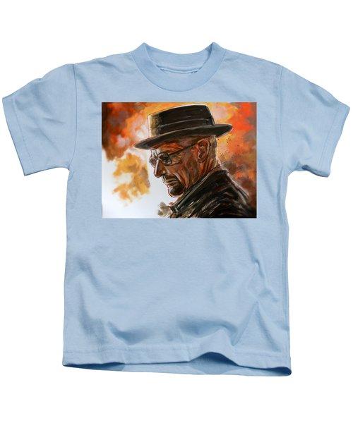 Heisenberg Kids T-Shirt