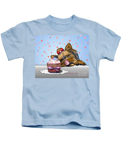 Hey There Cupcake Kids T-Shirt