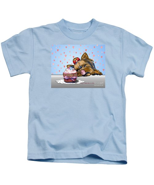Hey There Cupcake Kids T-Shirt