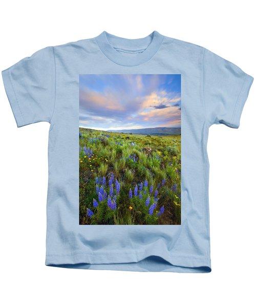 High Desert Spring Kids T-Shirt