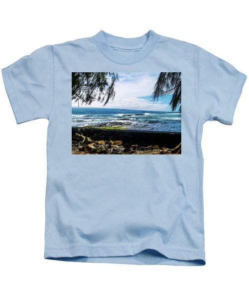 Hilo Bay Dreaming Kids T-Shirt