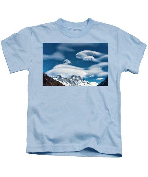 Himalayan Sky Kids T-Shirt