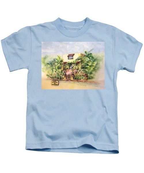 Home On Belmont Shore Kids T-Shirt