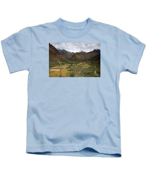 Huaripampa Valley Kids T-Shirt