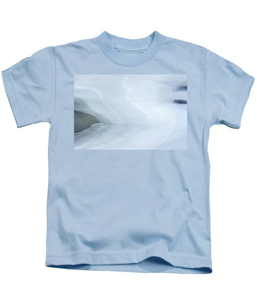 Ice Abstract 3 Kids T-Shirt