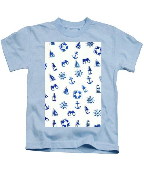 Iconic Nautics Kids T-Shirt