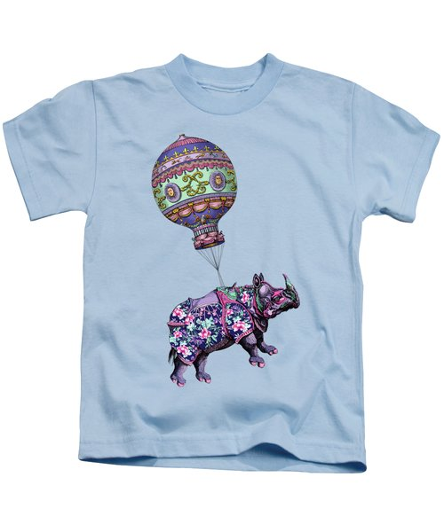 If Rhinos Could Fly Kids T-Shirt