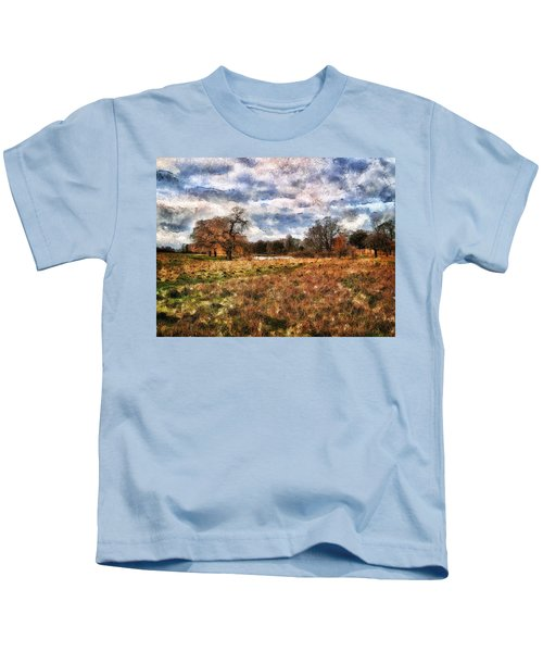In The Rough Kids T-Shirt
