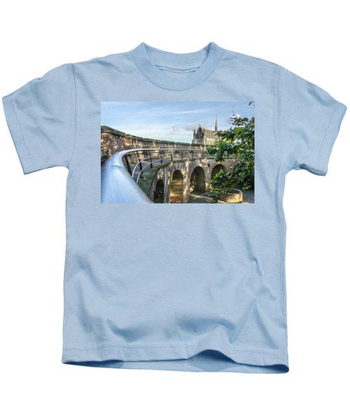 Inside The Leiden Citadel Kids T-Shirt