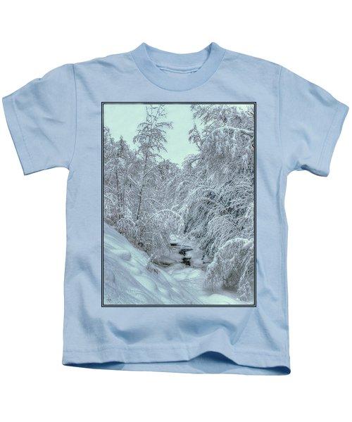 Into White Kids T-Shirt
