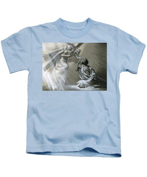 Isaiah's Vision Kids T-Shirt