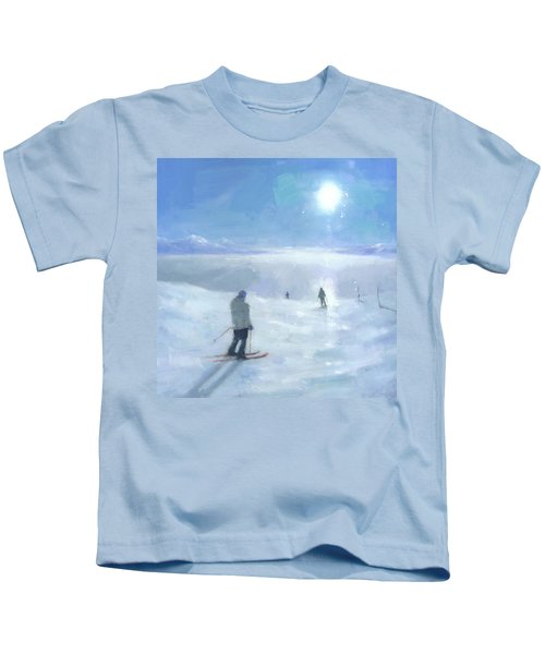 Islands In The Cloud Kids T-Shirt